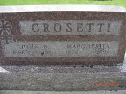 Margherita Crosetti