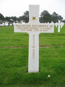 Gen Theodore Roosevelt, Jr