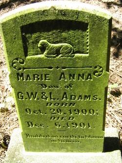 Marie Anna Adams