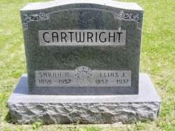 Sarah <i>Morgan</i> Cartwright