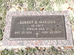 Robert Rudolph Bob Marquis