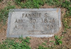 Fannie S <i>Spencer</i> Griffith