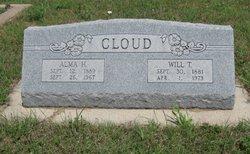 Alma H. <i>Jones</i> Cloud