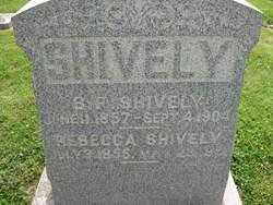 Rebecca Shively