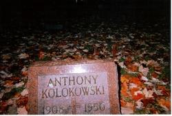 Anthony Tony Kolokowski