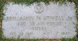Benjamin Nathanial Atwell, Jr