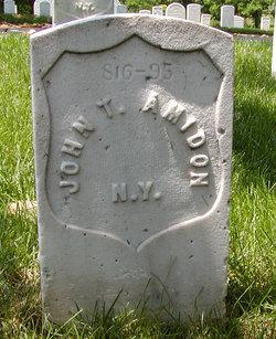 John T Amidon