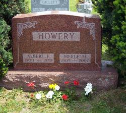 Albert Fred PA Howery