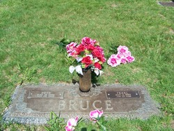 Pearl Evelyn <i>Grant</i> Bruce