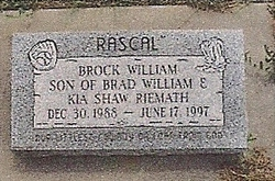 Brock William Riemath