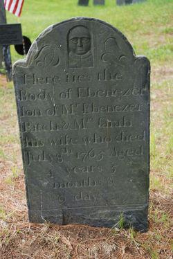 Ebenezer Patch, III