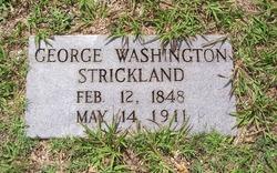 George Washington Strickland