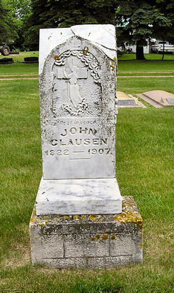Pvt John Karl Clausen, Sr