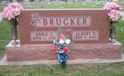 Albert Edward Brucker