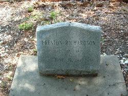 Robert Preston Richardson