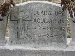 Guadalupe Aguilar, Jr