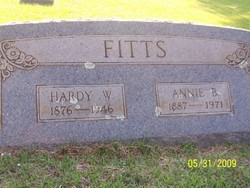 Annie Belle <i>Madden</i> Fitts