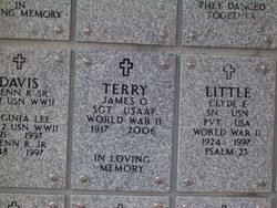 Sgt James Owen J.O. Terry