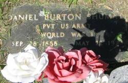 Daniel Burton Shumate