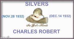 Charles Robert Silvers