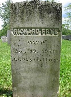 Richard Frye, Jr