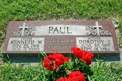 Kenneth W. Paul