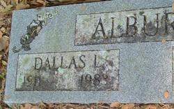 Dallas L Alburg