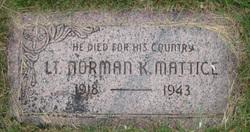 Norman Keith Mattice