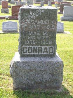 Mae M <i>Fultz</i> Conrad