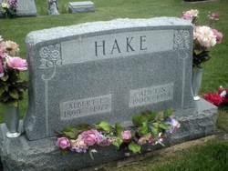 Alice N <i>Shearer</i> Hake