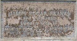 James Edgar Franks