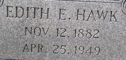 Edythe Eliza Edith Hawk