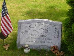 Leroy A Brown