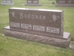 Fern V <i>Hake</i> Bordner
