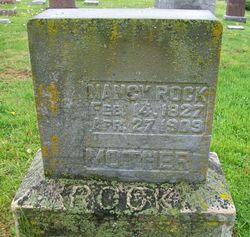 Nancy <i>Coon</i> Rock