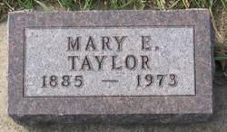 Mary Ellen <i>Howes</i> Taylor