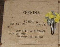 Robert G Perkins