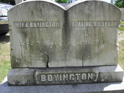 Adaline S. <i>Gordon</i> Boyington
