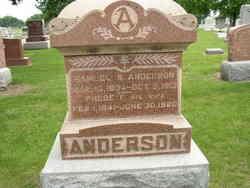 Samuel S Anderson