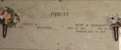 Harold A Piercey