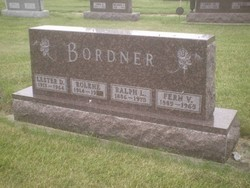 Ralph L Bordner