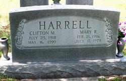 Mary R. <i>Spence</i> Harrell