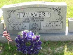 Mary Elizabeth <i>Smith</i> Beaver