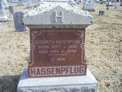 Elizabeth <i>Ranck</i> Hassenpflug