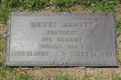 Dewey Arnett