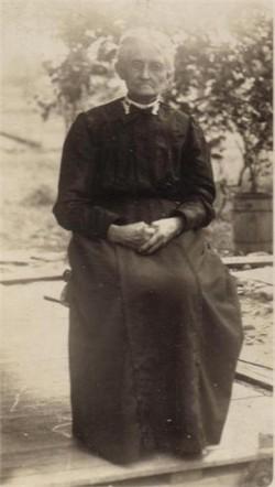 Frances Jane <i>Ervine</i> Arbogast
