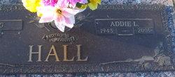 Addie L. Hall