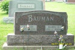 J Alvin Bauman