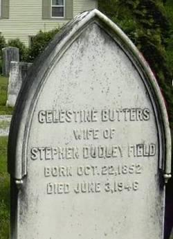 Celestine <i>Butters</i> Field