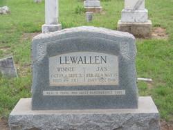 Winnie <i>York</i> Lewallen